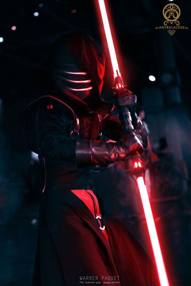 Cosplay de Sith