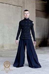 Pantalon Hakama