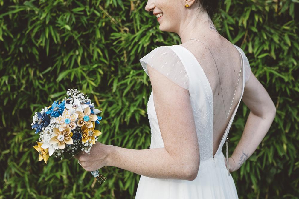 Robe de mariée Anne-Flore