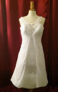 Creation d'une robe de soiree