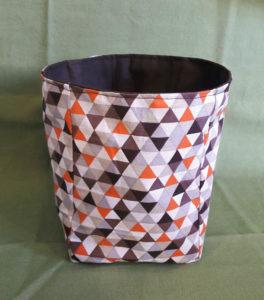 Un pot en tissu à offrir : une réalisation rapide, simple et créative !